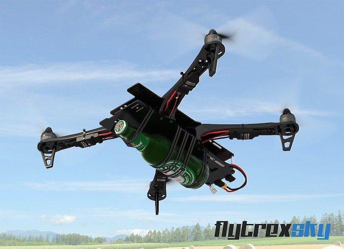 Flytrex – World's First Sky Internet Drone