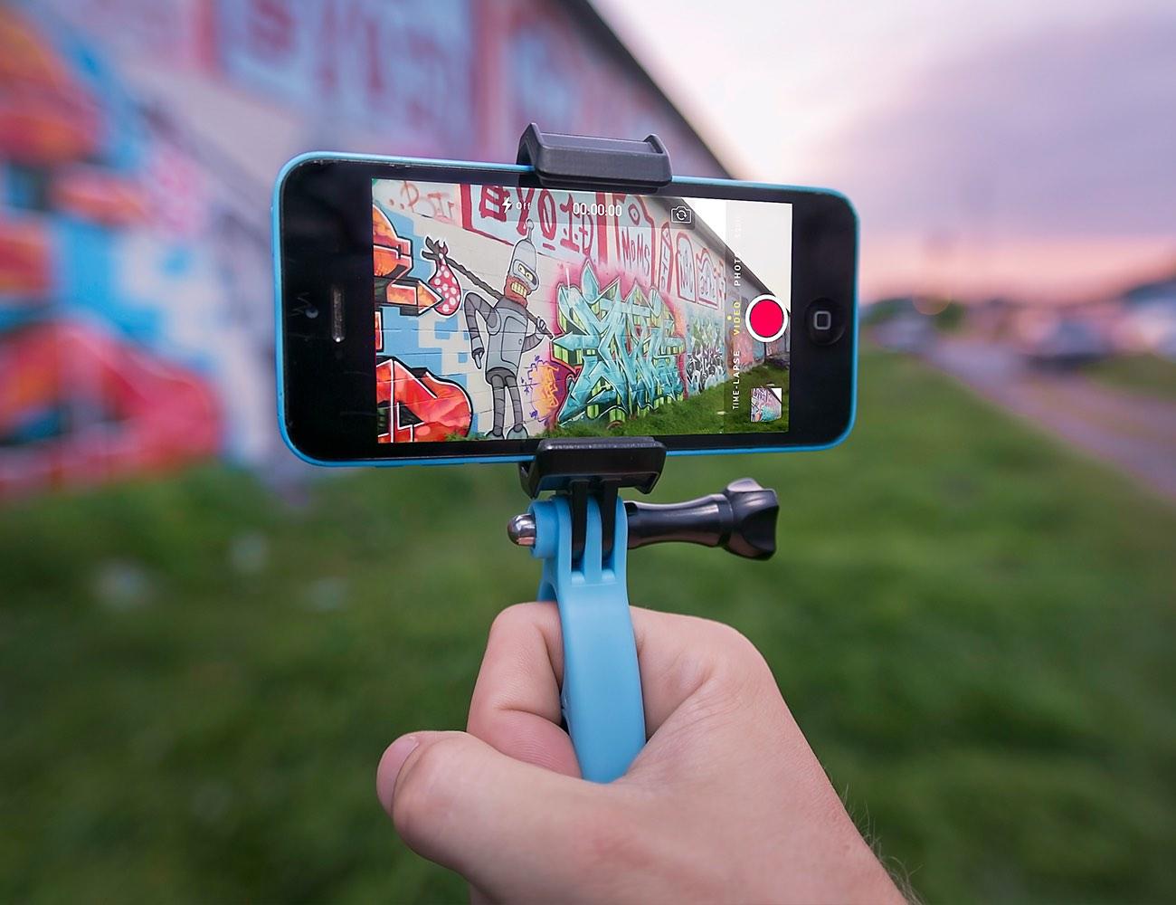 FreeRide+Smartphone+Mount+By+GoWorx%C2%AE