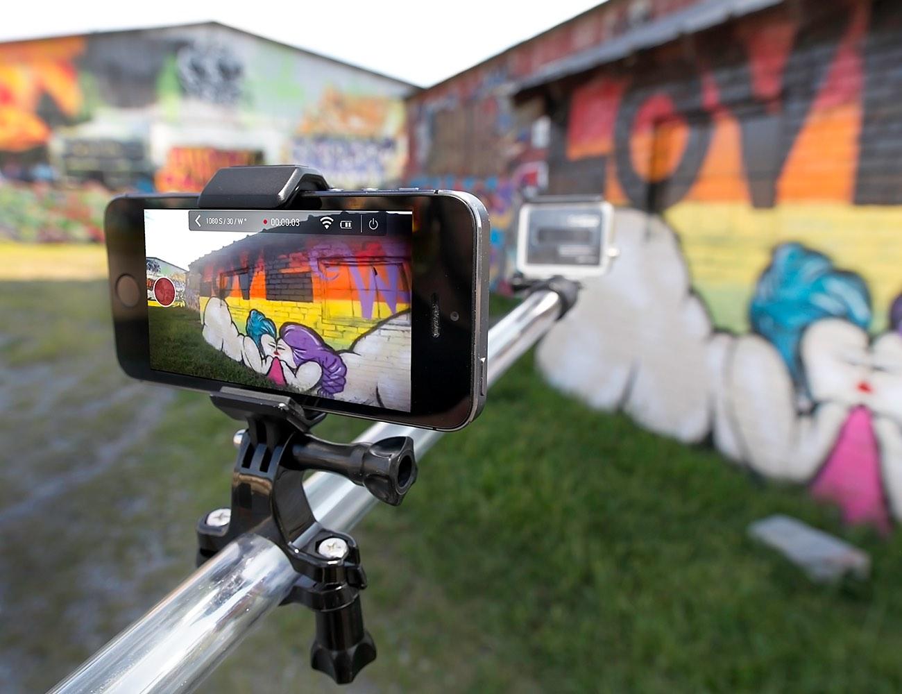 FreeRide Smartphone Mount by GoWorx®