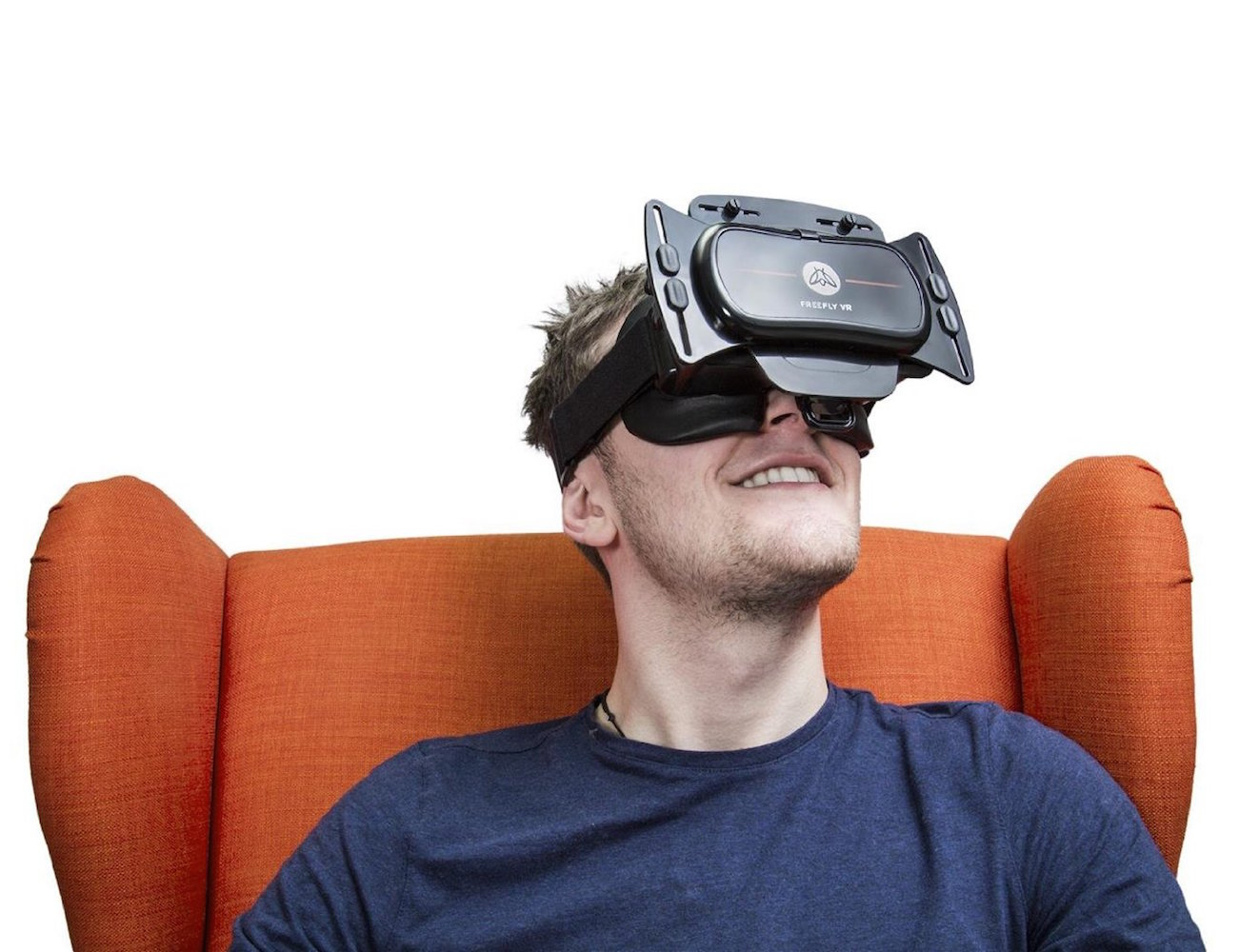 Freefly VR – Virtual Reality Smartphone 3D Headset