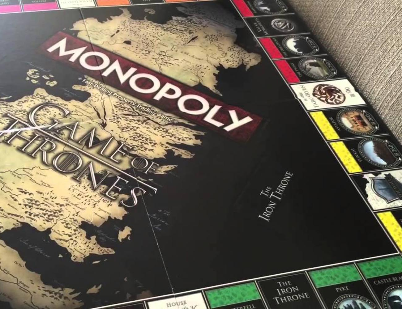Game+Of+Thrones+Collector%E2%80%99s+Edition+Monopoly