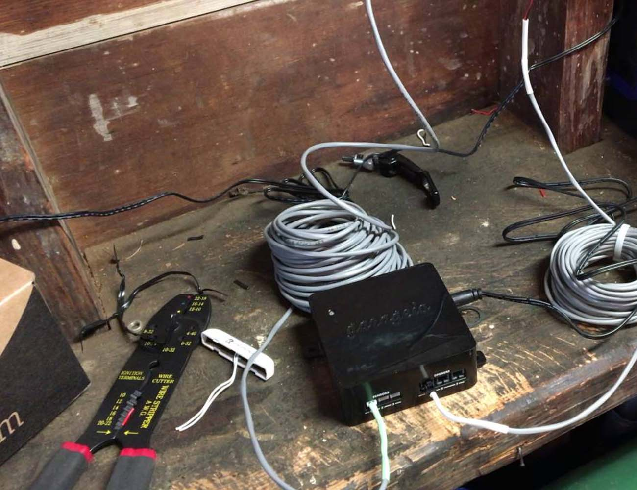 Garageio – Smart Garage Controller