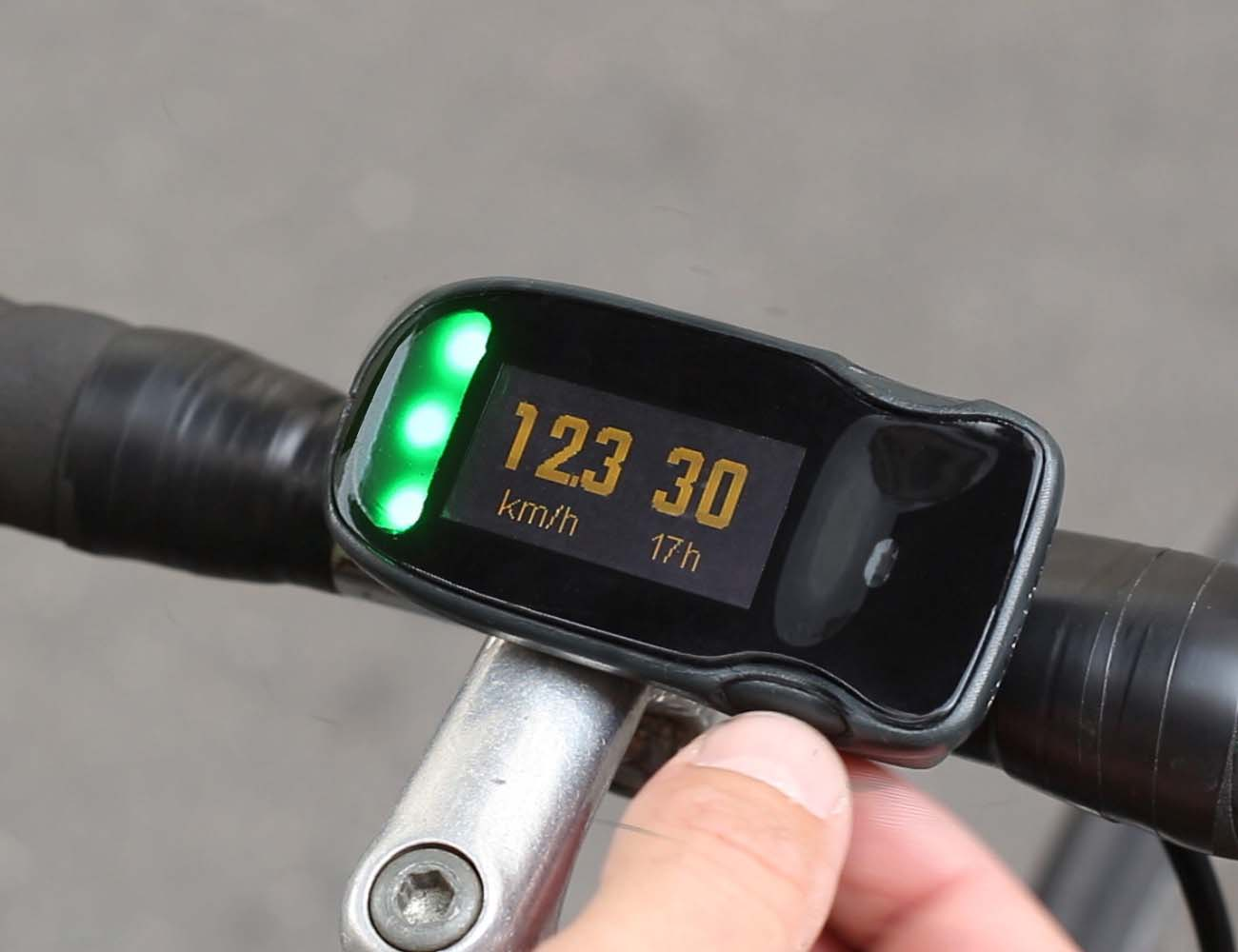 HAIKU – The Bike Assistant For Smart Urban Cyclists