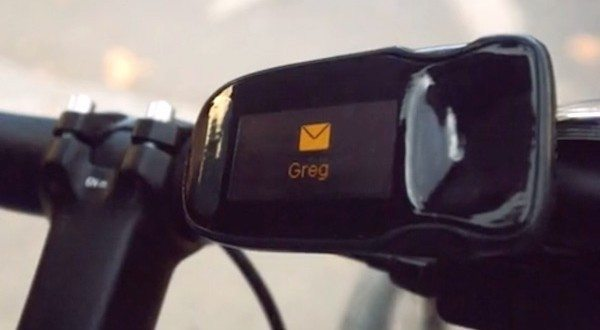 The Haiku Bike Computer Adds GPS and Call Alerts to Your Handlebars