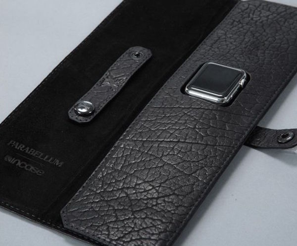 Incase x Parabellum Apple Watch Travel Folio