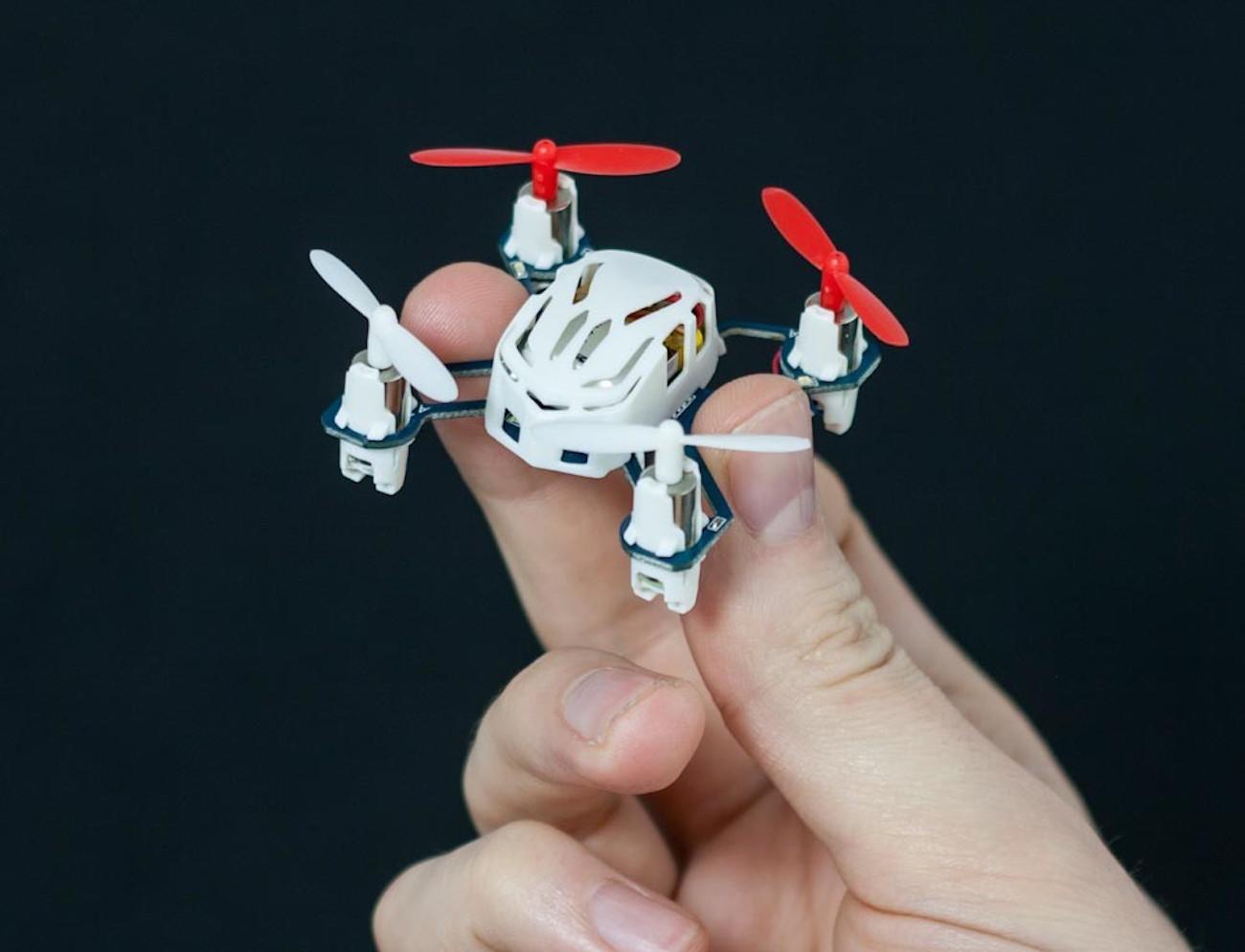 Hubsan Q4 Nano Mini – World's Smallest Quad Copter