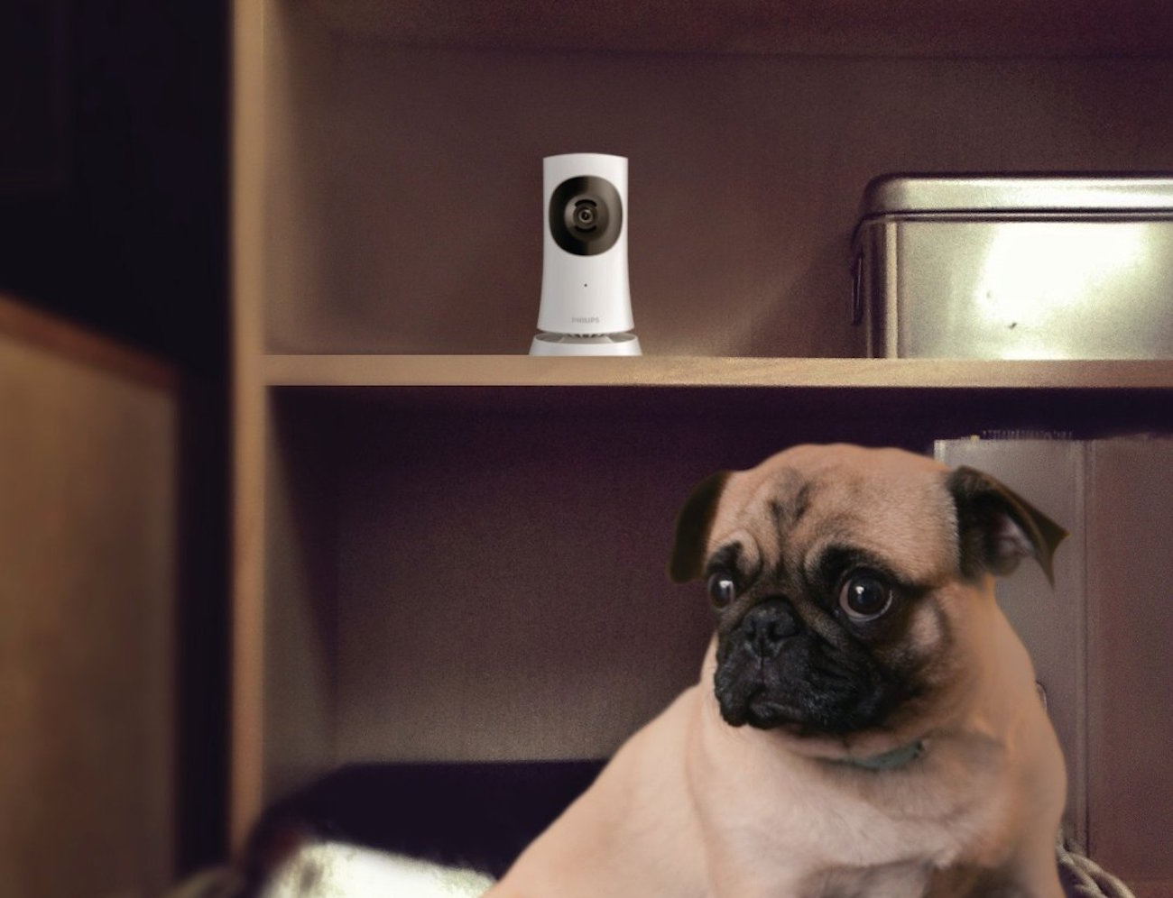In.Sight Wireless HD Home Monitor by Philips