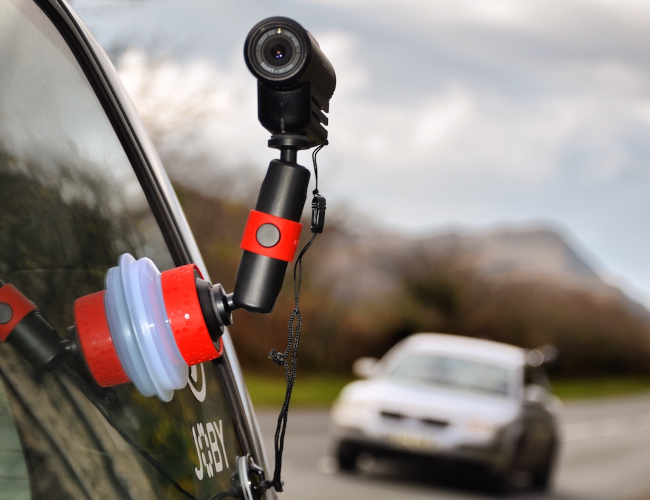 Joby Action Suction Cup With GorillaPod Arm