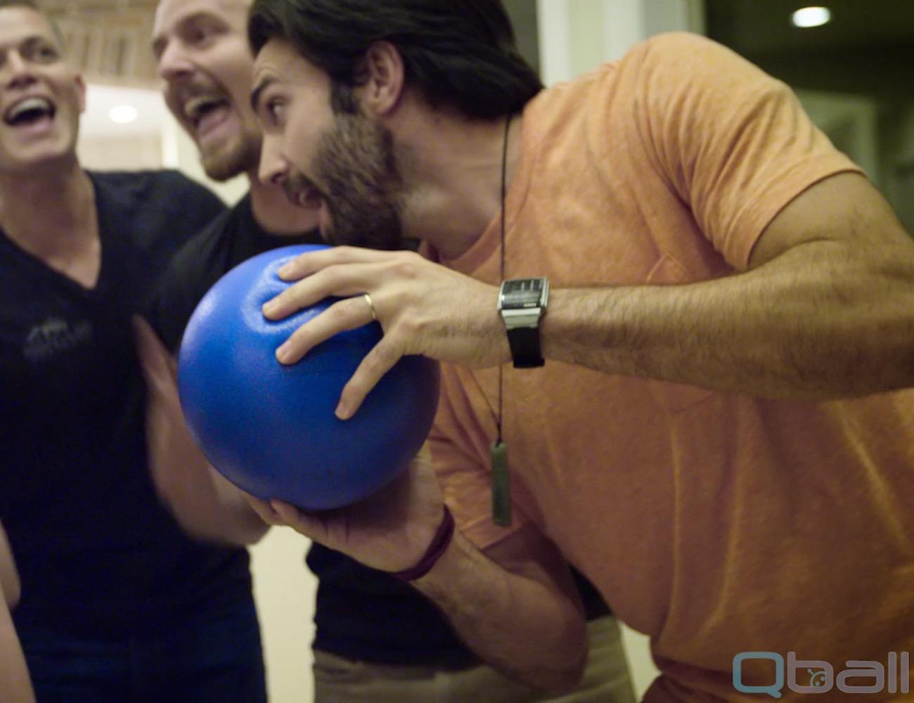 Qball – Throwable Wireless Microphone