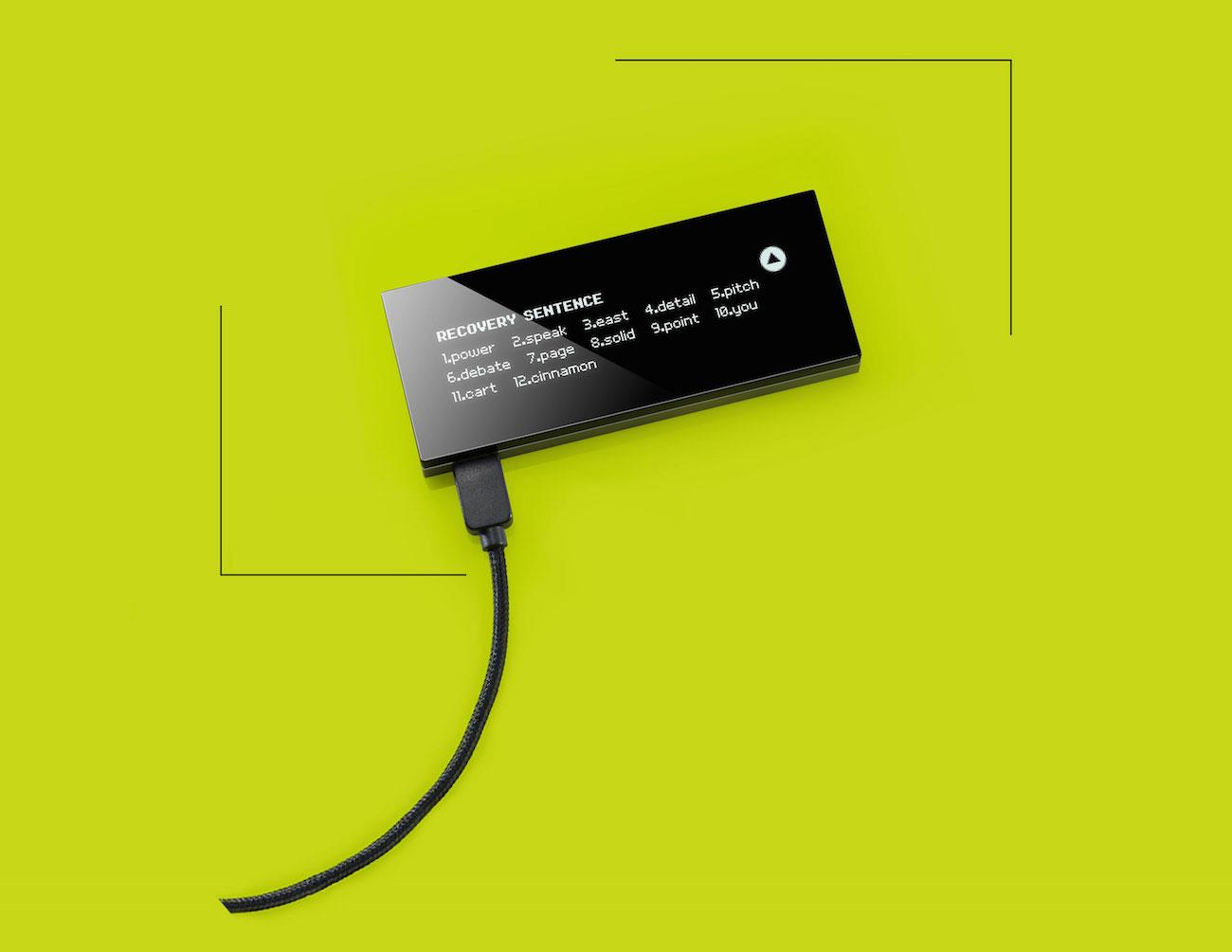 Hardware Bitcoin Wallet