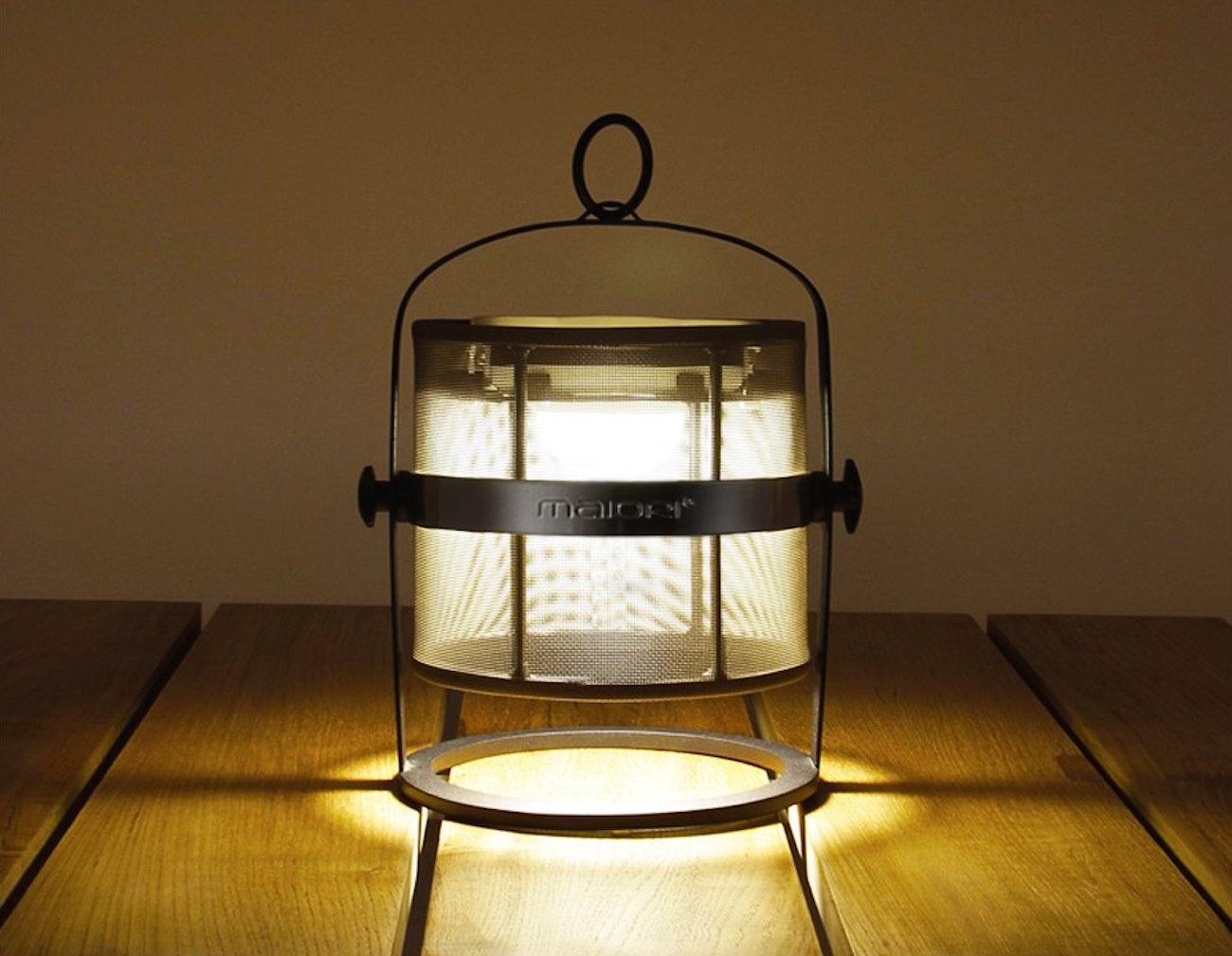 La Lampe Petite – Solar Weather-Proof Lamp