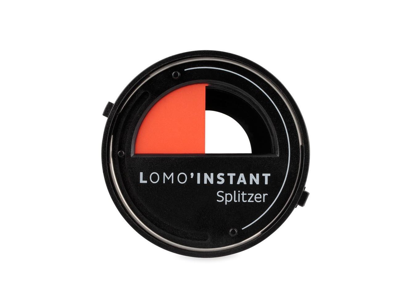 Lomo'Instant Splitzer – New Way of Shooting Instant Photos