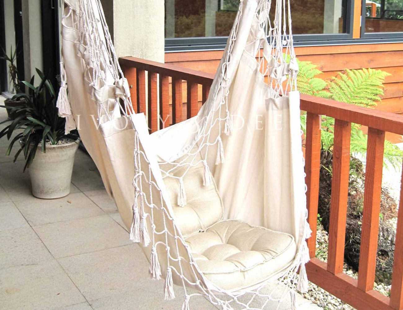 luxury-cream-provincial-hanging-hammock-chair-03