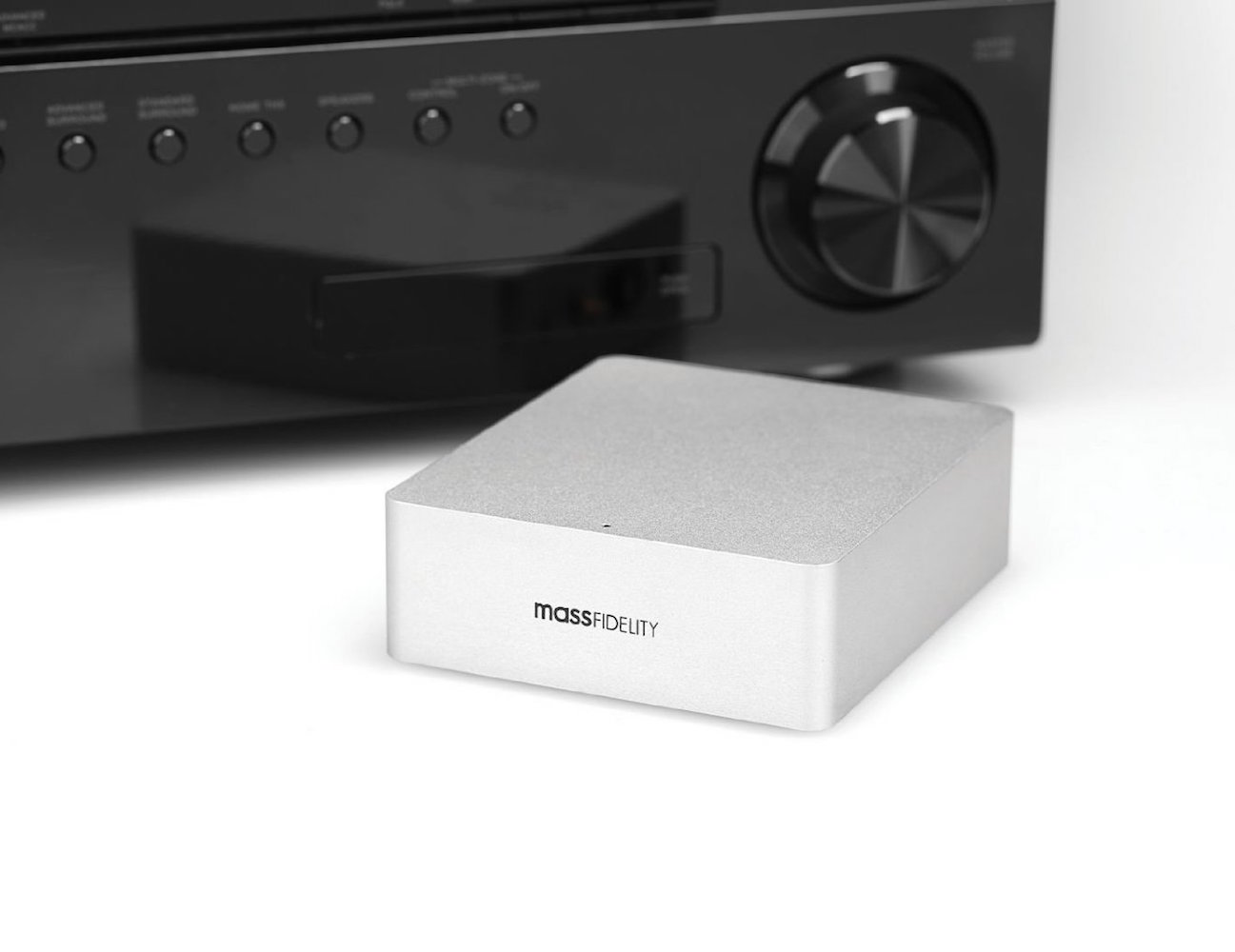 Relay Hi-Fi Bluetooth DAC From Mass Fidelity
