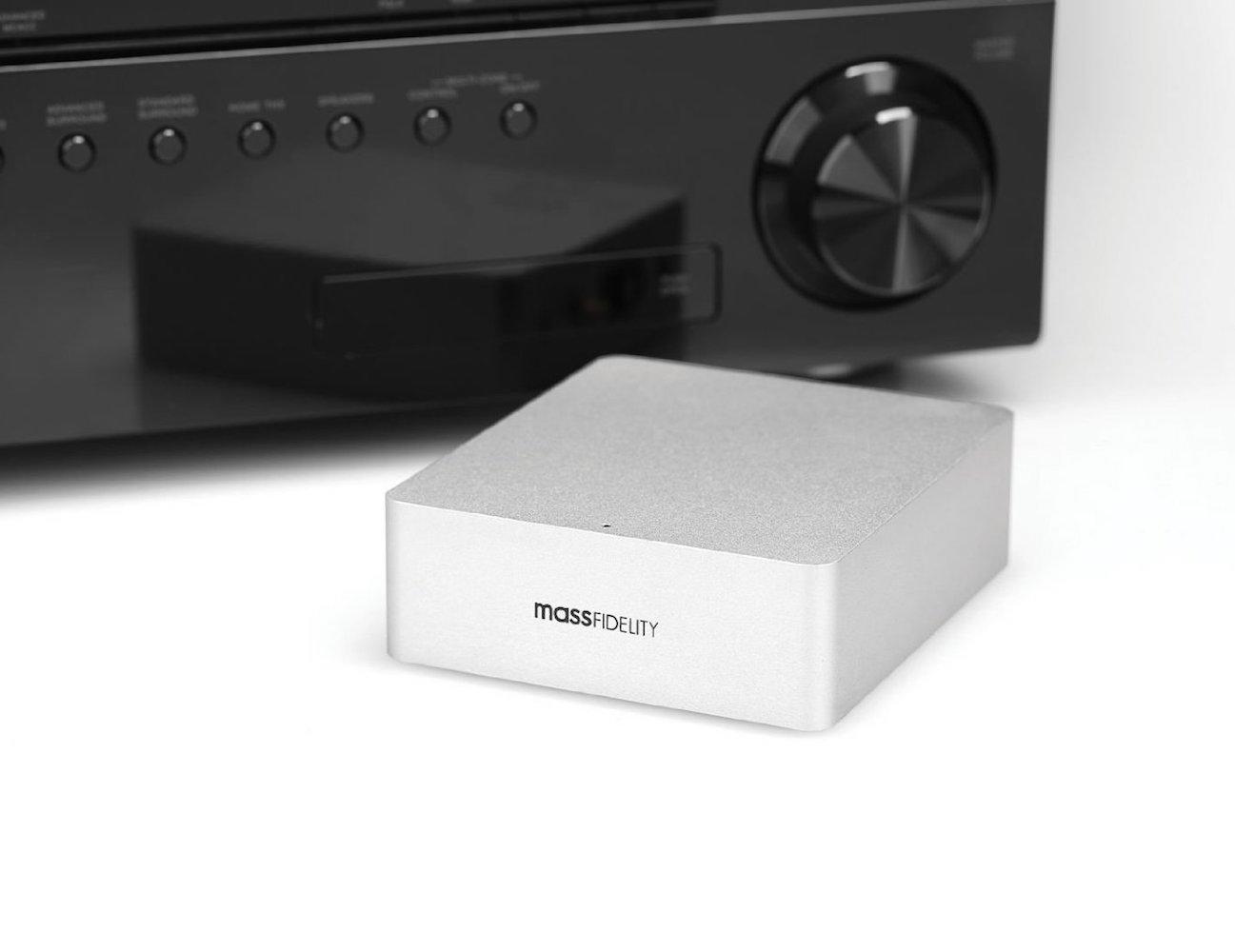 Relay Hi-Fi Bluetooth DAC From Mass Fidelity