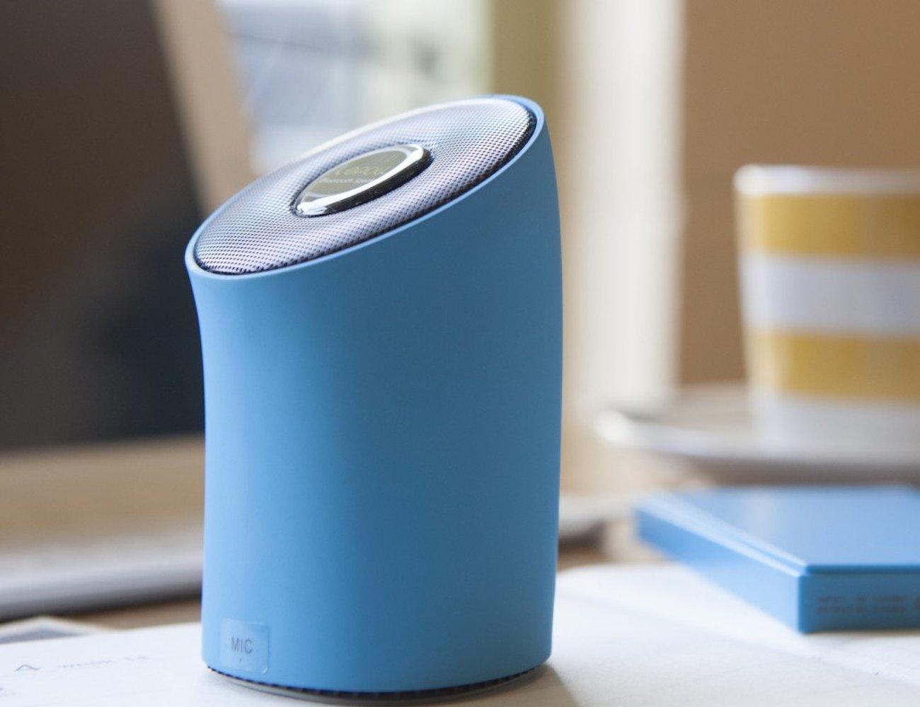 Modre Portable Wireless Bluetooth Speaker by Lepow