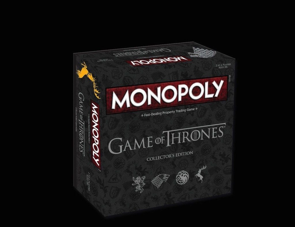 Monopoly - Game of Thrones Collector's Edition Board Game 04