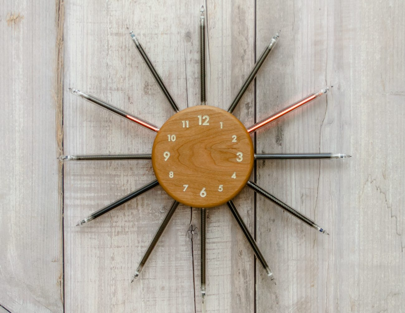 Nixie Radian – Analog Tube Clock