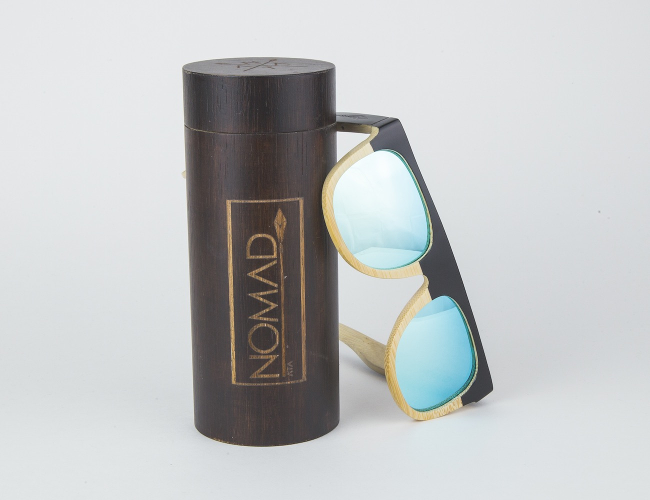 Nomad ATA – Bamboo Sunglasses That Float!