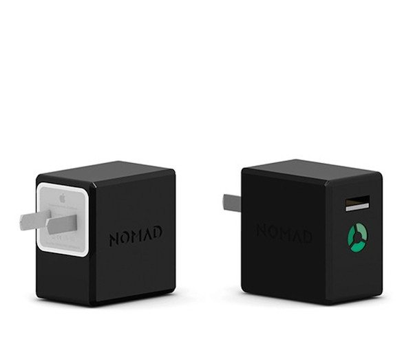 Nomad Plus – Smartphone Battery Pack And Wall Charger