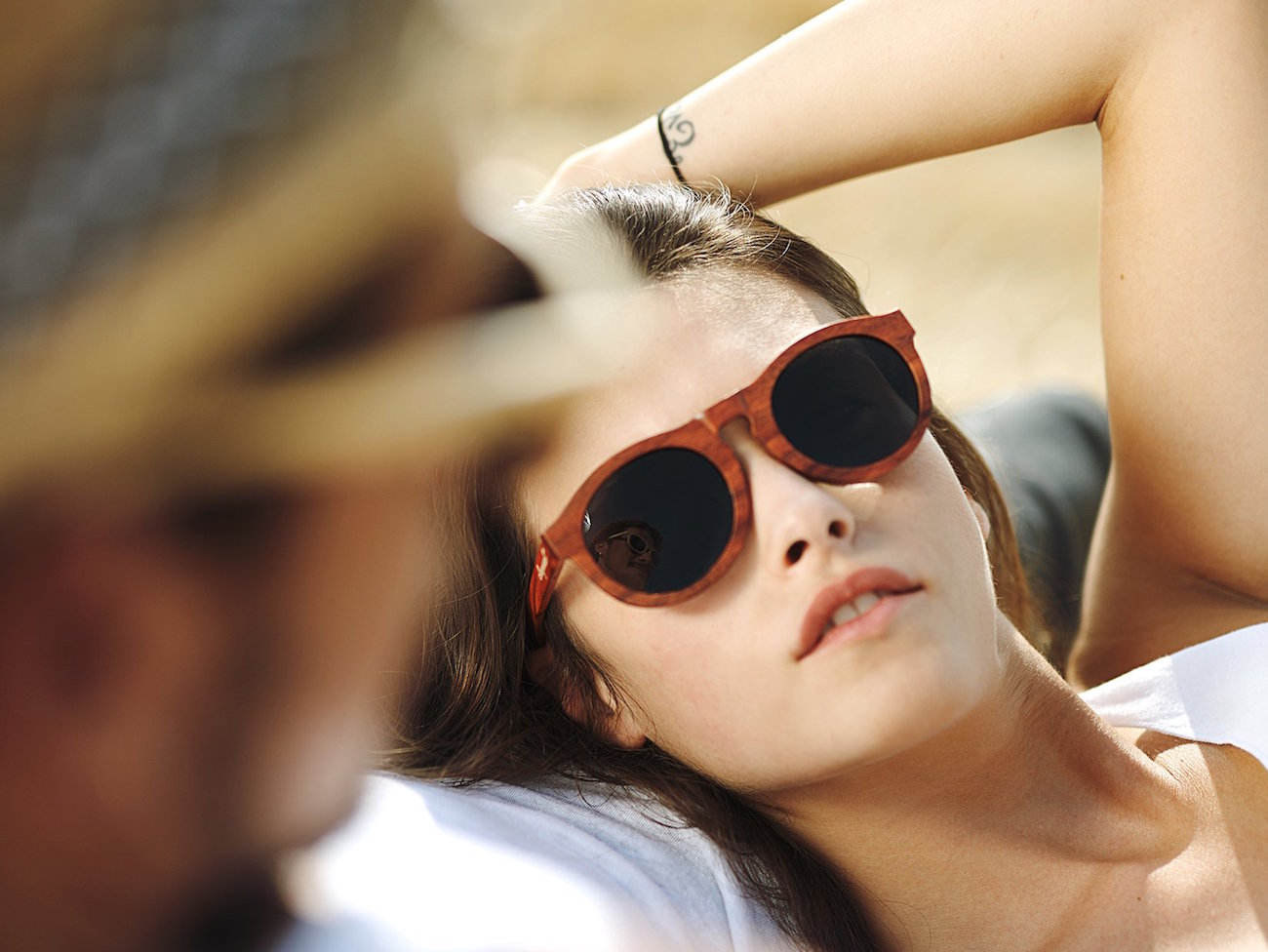 Image result for polarized wooden sunglasses