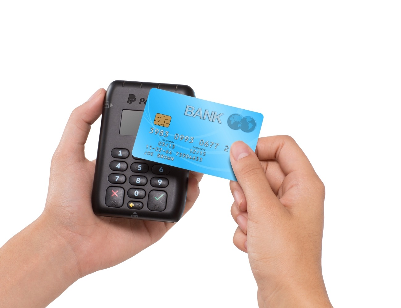 Paypal Mobile Card Reader >> Paypal Here Mobile Card Reader Gadget Flow