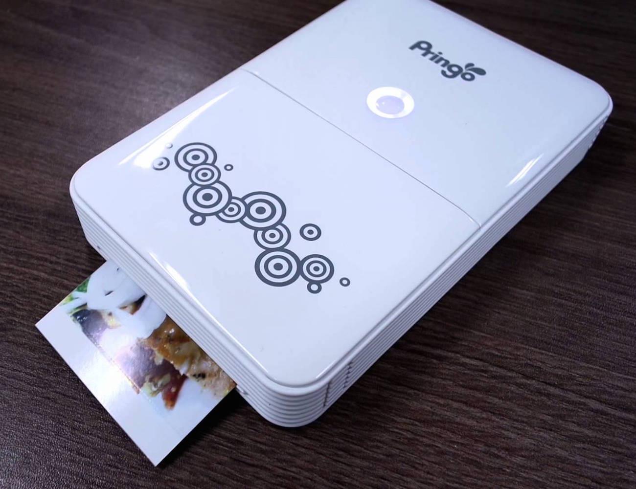Pringo Portable Photo Printer