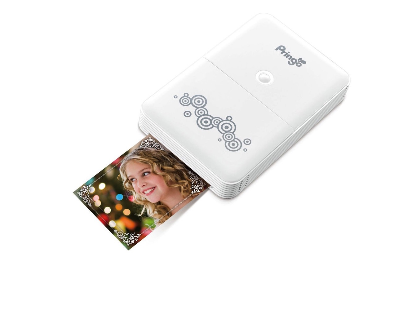 Pringo Portable Photo Printer