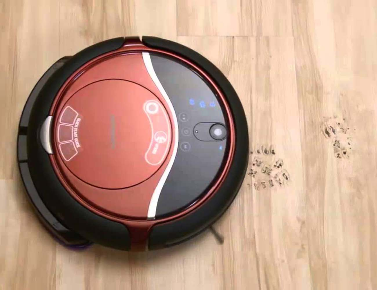 RYDIS+Pro+RoboVacMop+Hybrid+Robot+Vacuum+Cleaner+By+Moneual