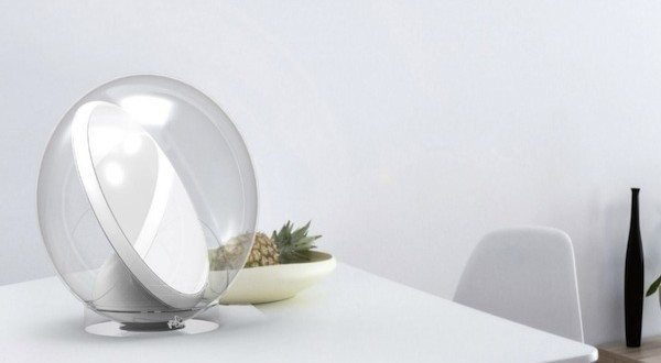 Harness the Power of Natural Sunlight With the Lucy Solar Mirror