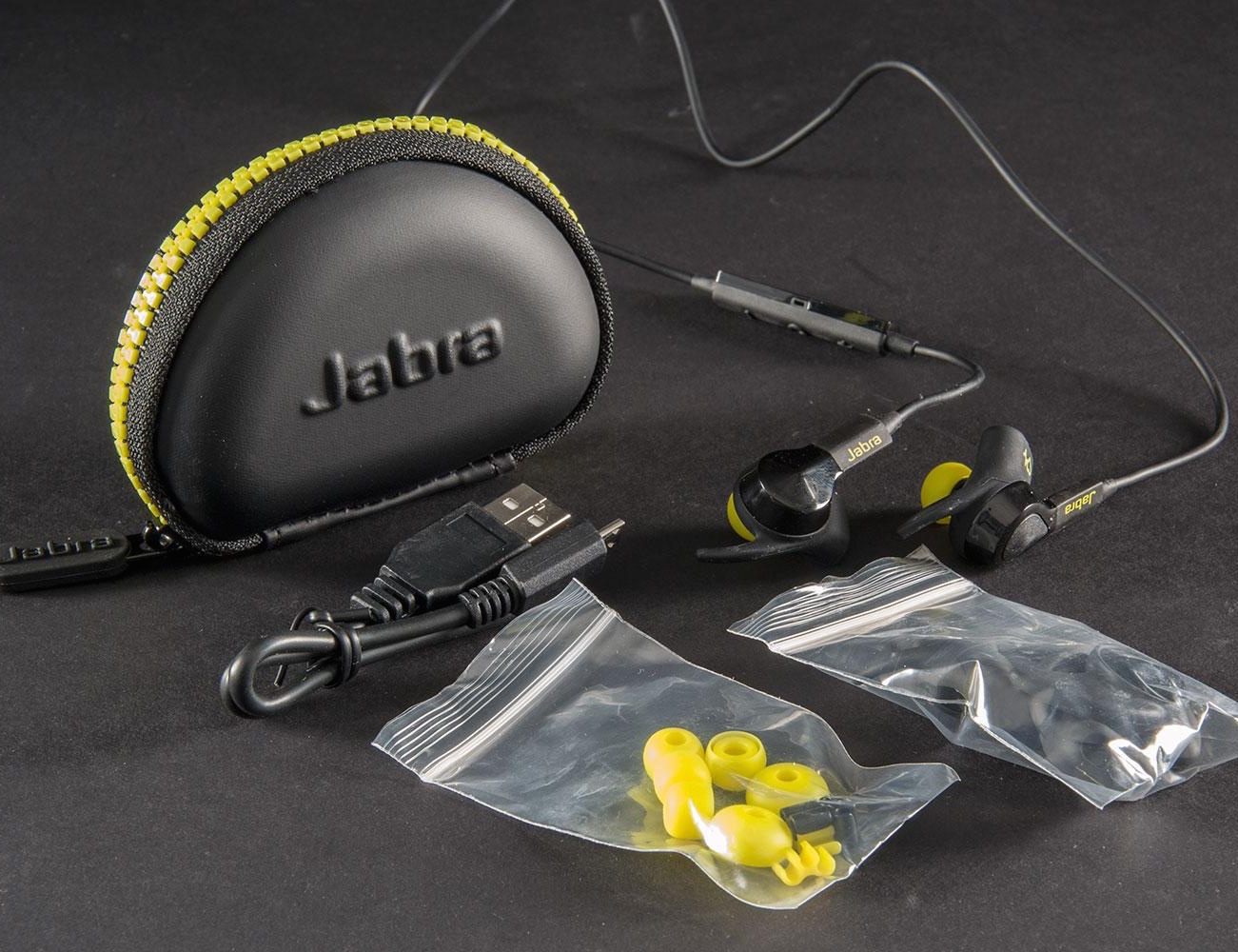 SPORT PULSE Wireless Bluetooth Stereo Earbuds by Jabra