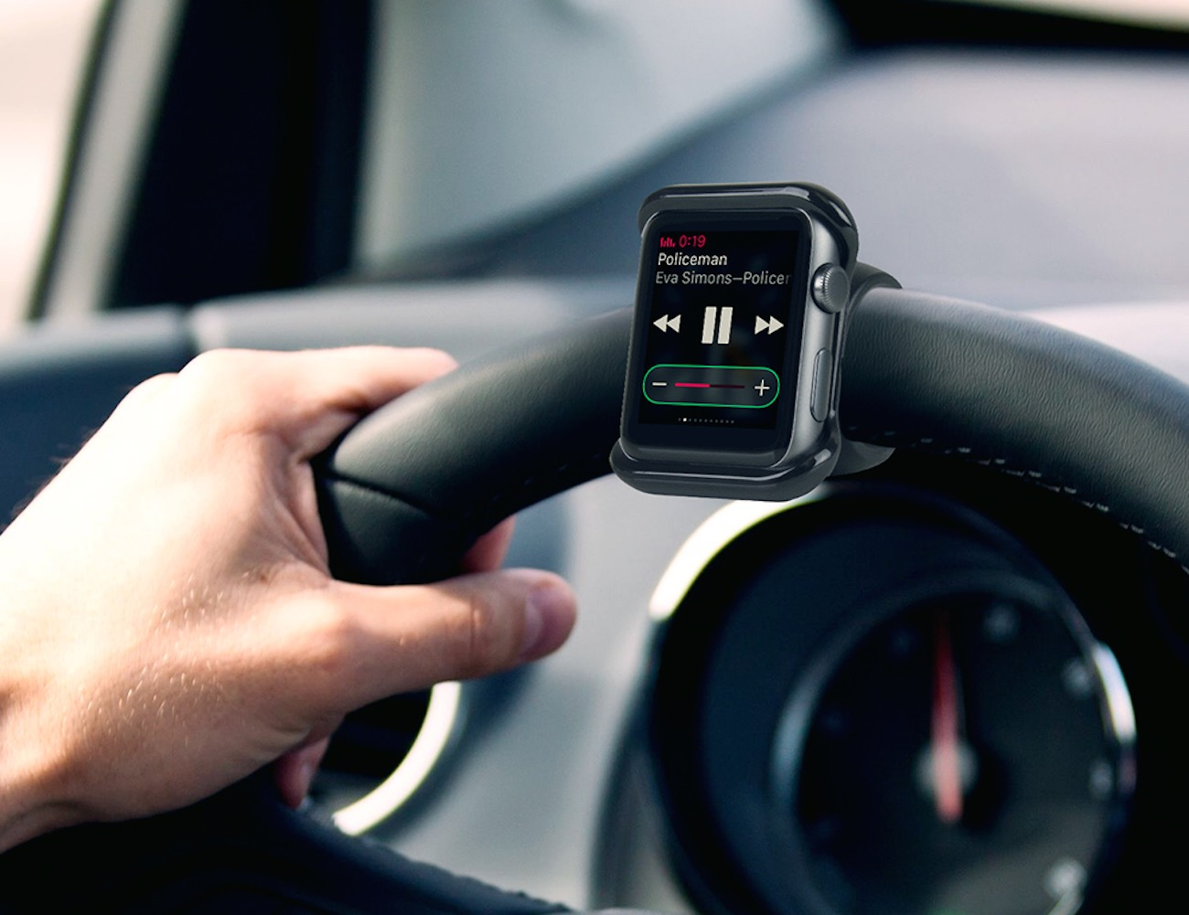 Satechi Apple Watch Mount