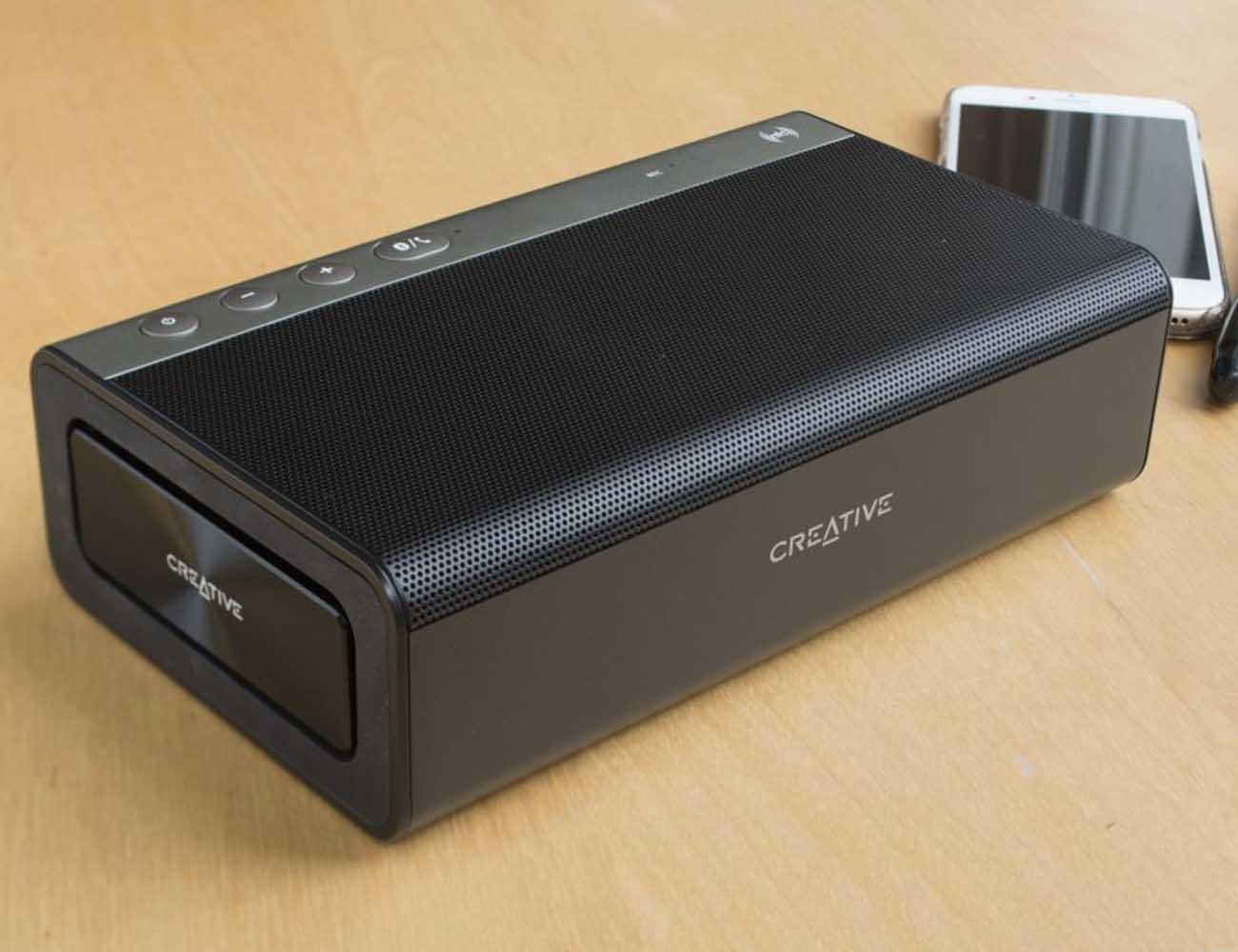 Sound Blaster Roar 2 Bluetooth Speaker by Creative