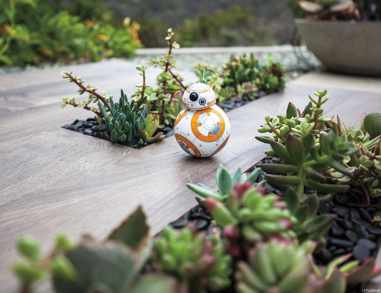 Sphero BB-8 – Ultimate Star Wars Droid