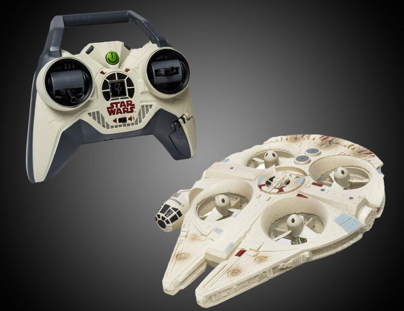 Star Wars Millennium Falcon Drone