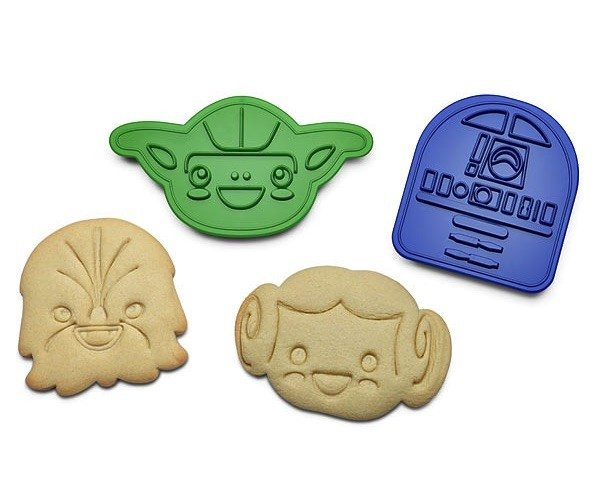 Star Wars Rebel Friends Cookie Cutters