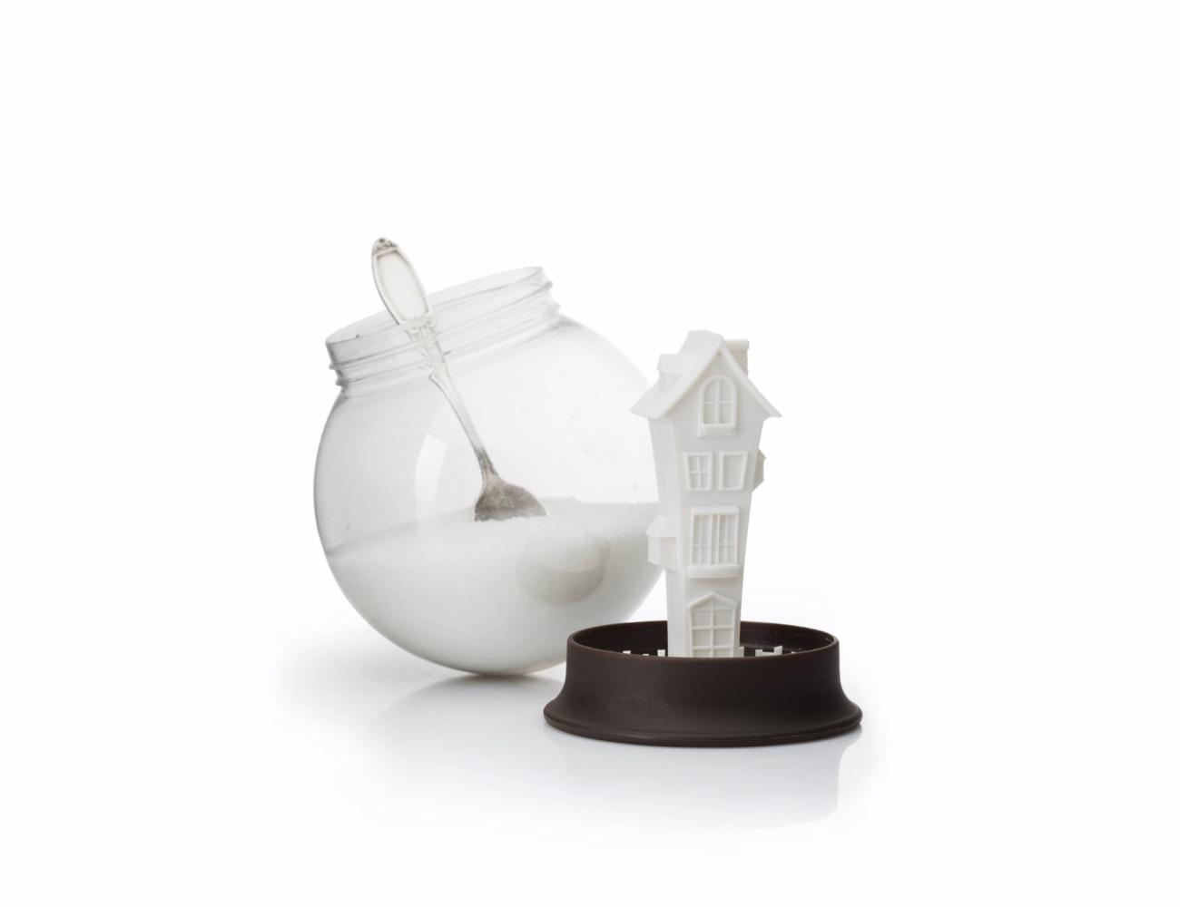 Sugar House Sugar Bowl – Unique Design for Your Kitchen Shelf