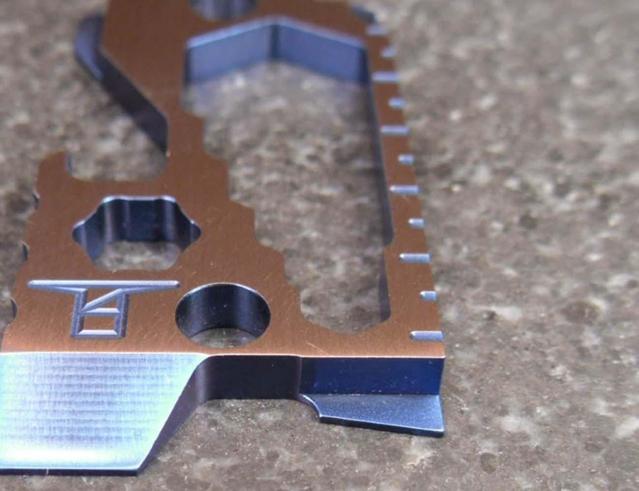 T4 Titanium Multi Tool