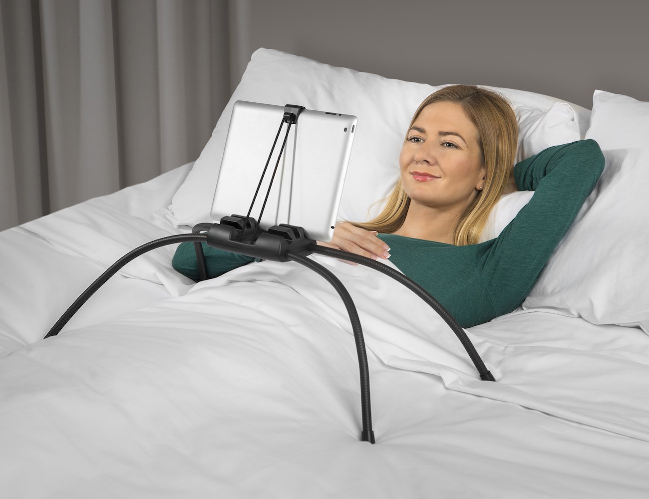 Tablift Tablet Stand – Lay Back and Enjoy Browsing