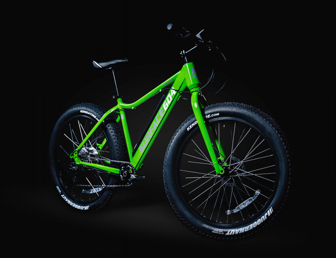 The 2016 Surface 604 Boar Electric Fat Bike