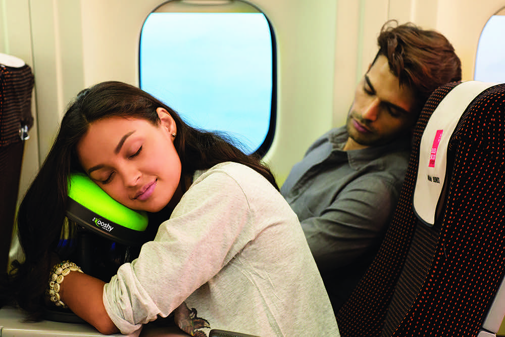 The Kooshy Travel Pillow