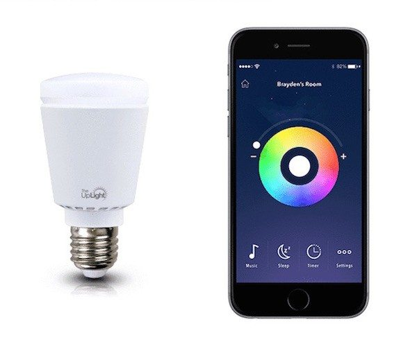 The Up Light – Smart Wake Up Light