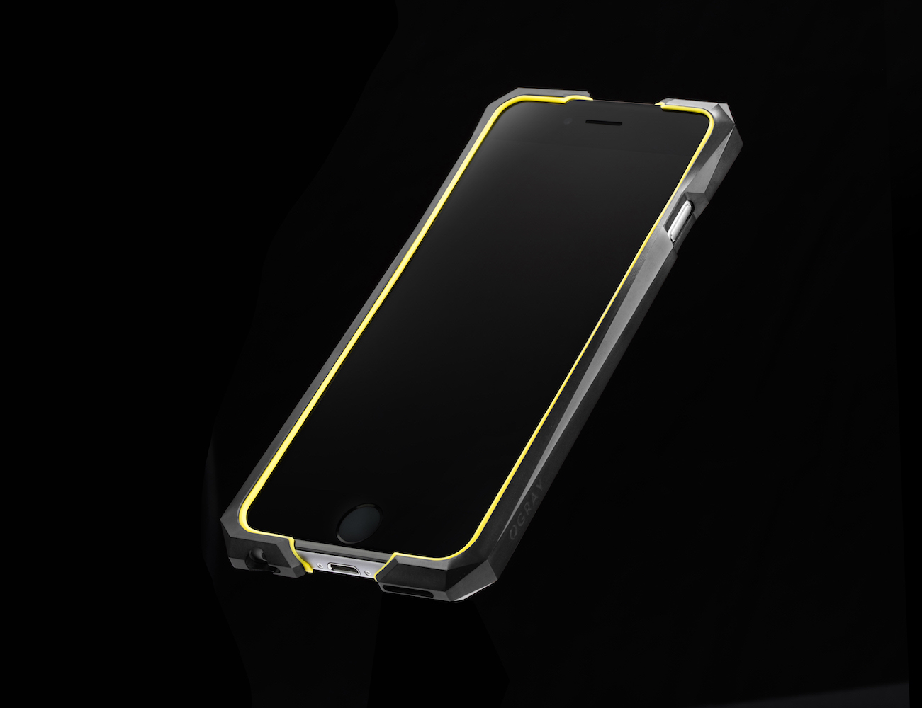 Titanium iPhone 6/6s Case