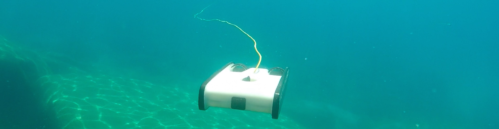 The OpenROV Trident Is an Underwater Drone That Lets You See Below the Waves