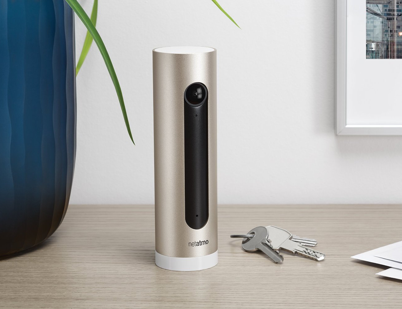 welcome home security camera with face recognition by netatmo review. Black Bedroom Furniture Sets. Home Design Ideas