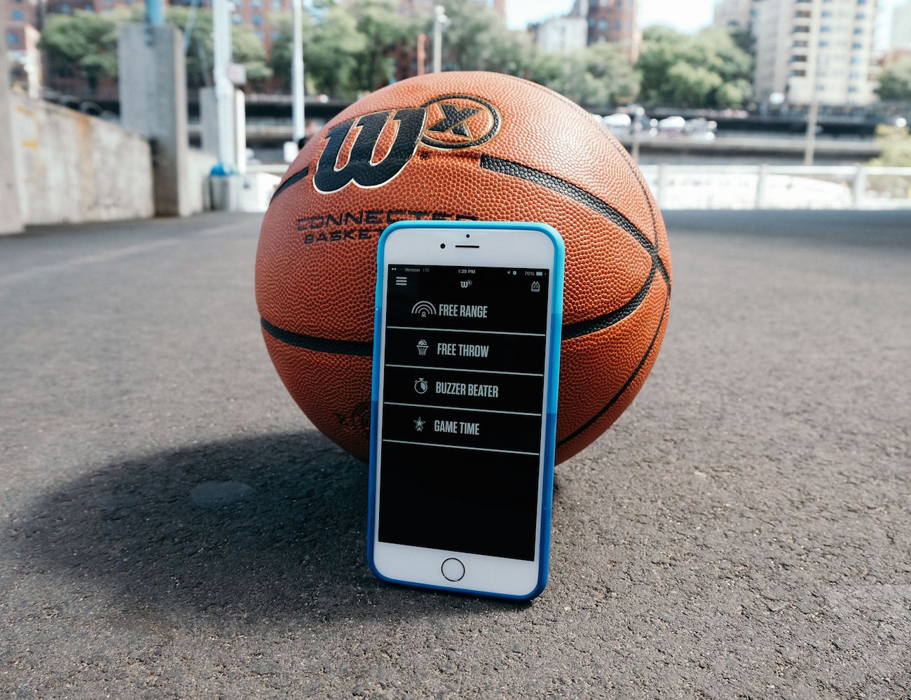 Wilson+X+Connected+Basketball+%26%238211%3B+Track+Your+Shooting+Stats+From+Your+Phone