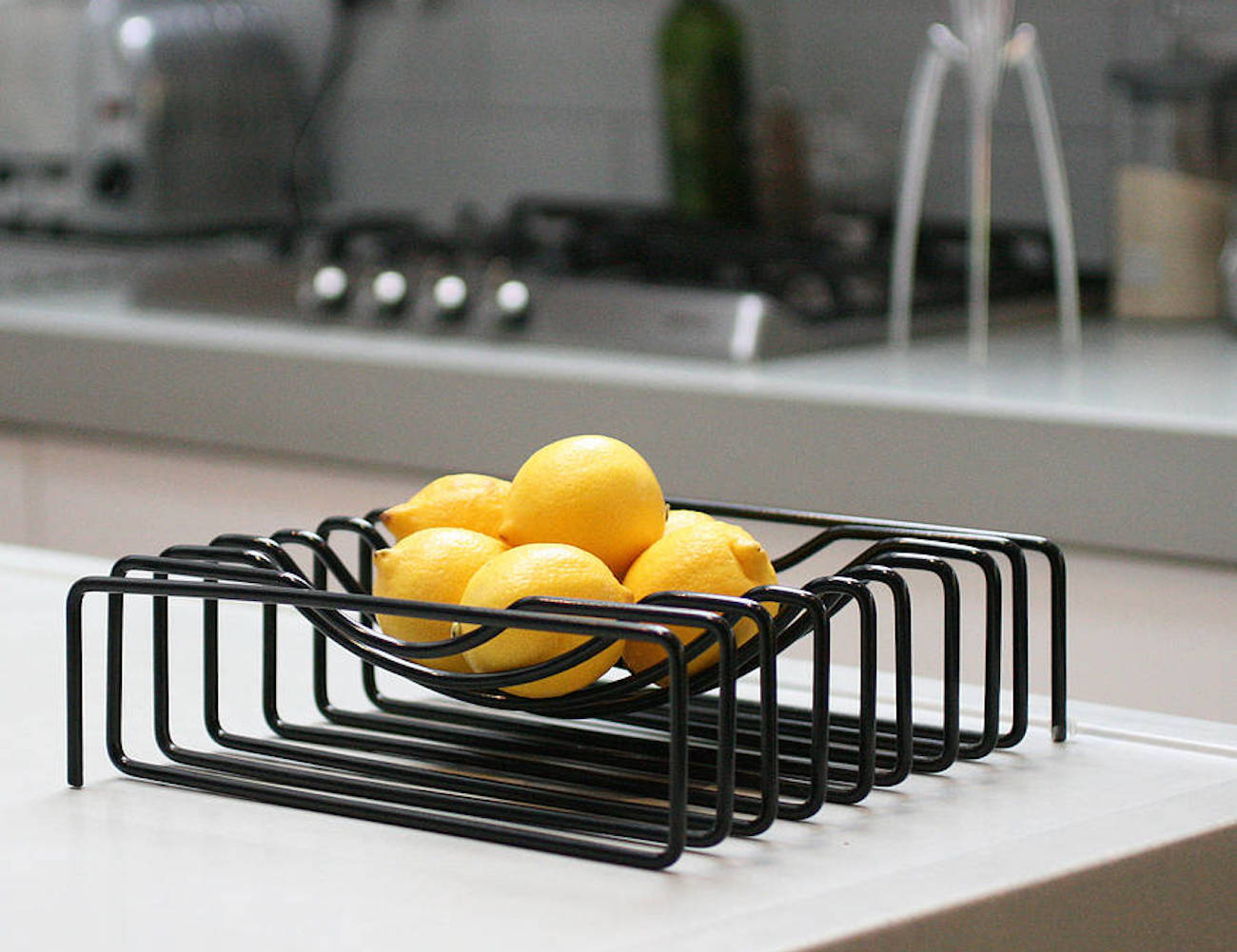 Wire Fruit Bowl by Block