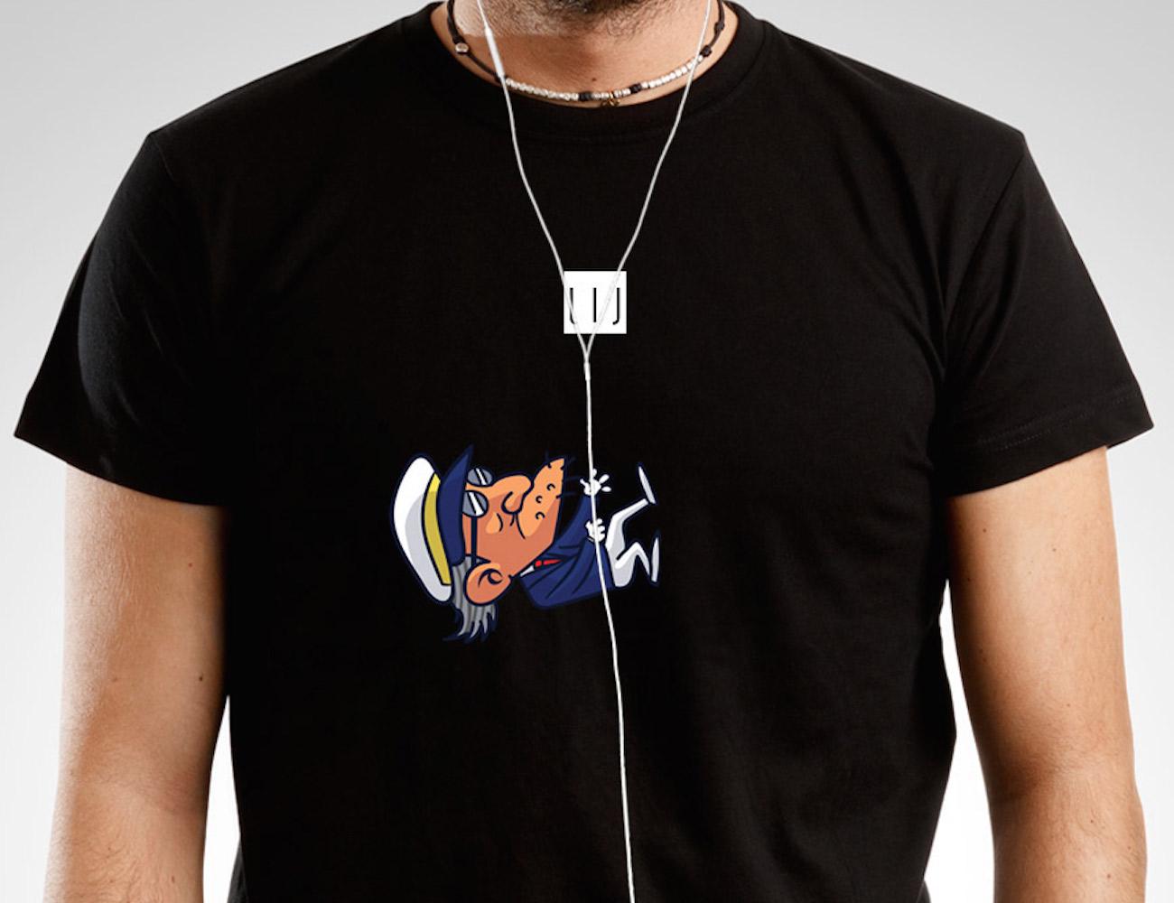 Wiretshirt Collection