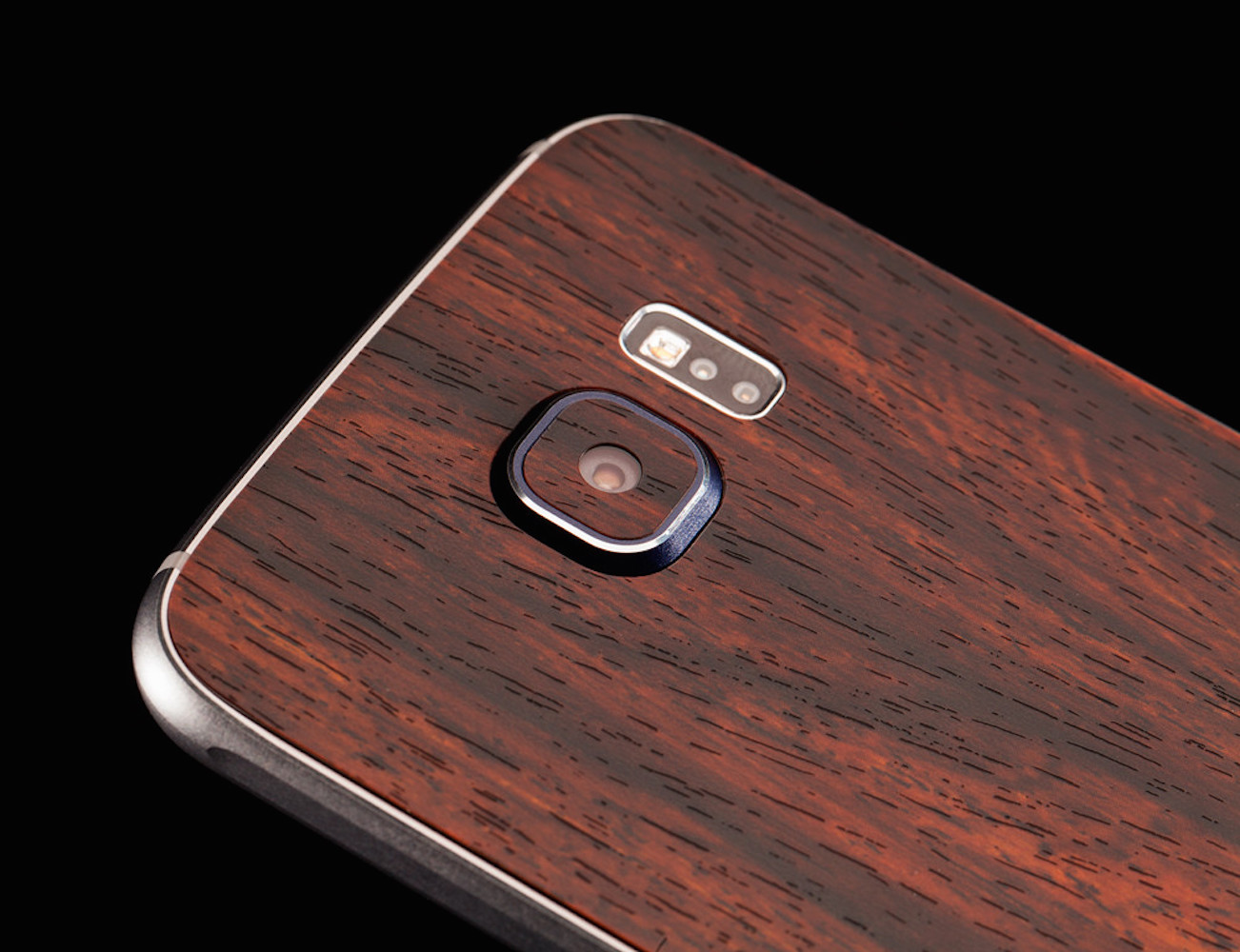 Wood Series Wraps/Skins For Samsung Galaxy S6 Edge by SlickWraps