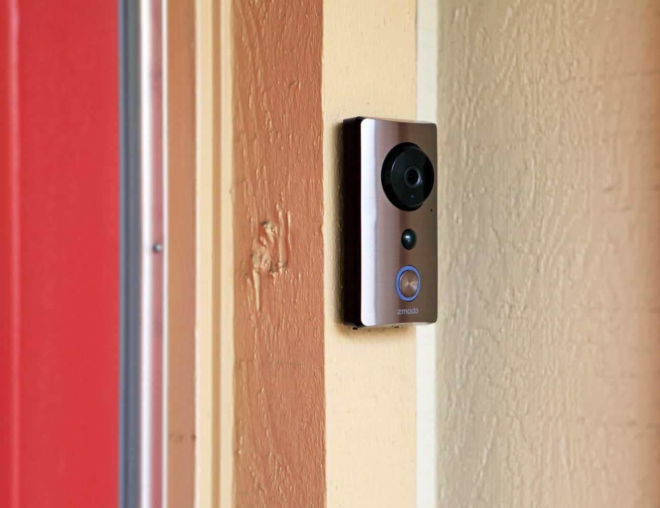 Zmodo – Smart Wi-Fi Doorbell